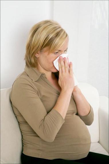 Во время беременности как лечить простуду