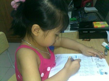 Cha mẹ luôn mong muốn con mình có kết quả cao trong học tập