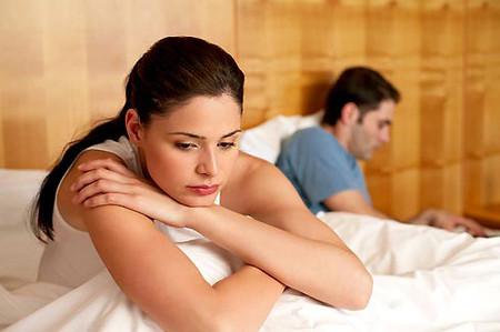 """Chị đau đầu với ông chồng """"nhẽo"""""""
