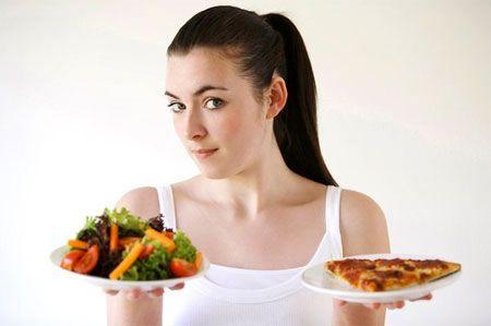 Sự cẩn thận trong việc chọn đồ ăn là phương pháp hữu hiệu nhất để giảm cân.