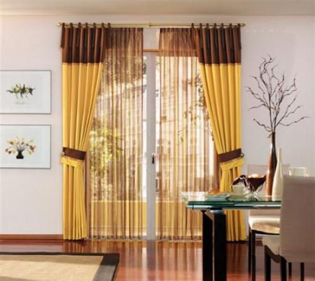 Rèm cửa: 5 cách kết hợp thật ấn tượng cho nhà của bạn