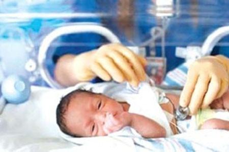 Trẻ được sinh ra trong giai đoạn từ 28 tuần đến trước tuần thứ 37 được coi là sinh non.