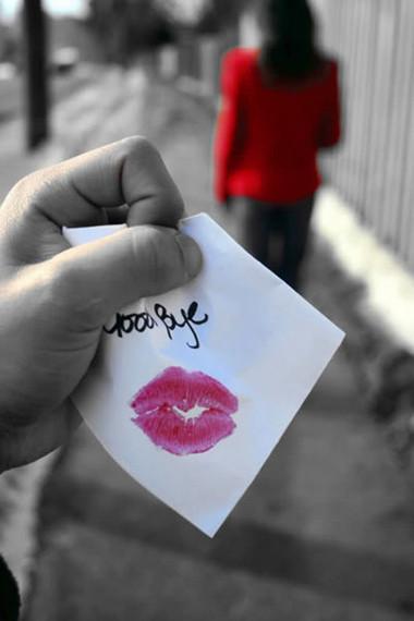 Chúc em tìm được tình yêu đích thực, một người yêu em thật nhiều như tôi đã từng yêu em