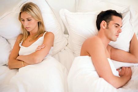 Cuộc hôn nhân do ép buộc hay mai mối mà không có tình yêu cũng có thể khiến cả hai đau khổ.