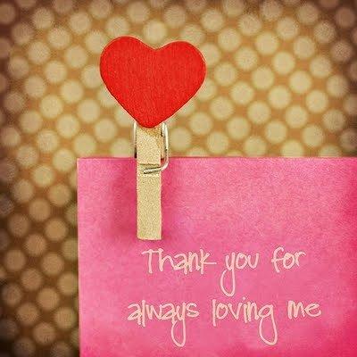 Cám ơn anh đã yêu em