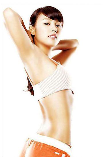 Không nên giảm cân quá nhanh vì dễ khiến da bị chảy xệ.