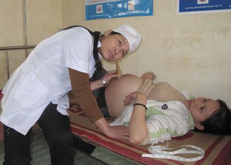 Viêm ruột thừa ở người mang thai thường nặng vì tình trạng thai nghén làm tổn thương ruột thừa diễn biến nhanh.