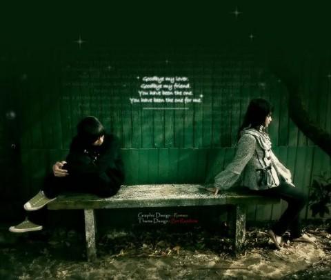 Tôi chính là người đã đẩy anh ra xa khỏi tình yêu