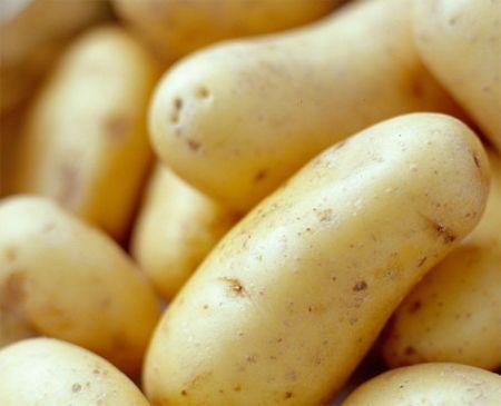 Bí quyết gọt vỏ khoai tây 1