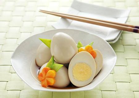Trứng có tác dụng no lâu, hạn chế cảm giác thèm ăn.