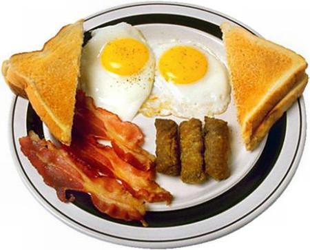 Trứng ốp lếp giúp bạn hết buồn chán.