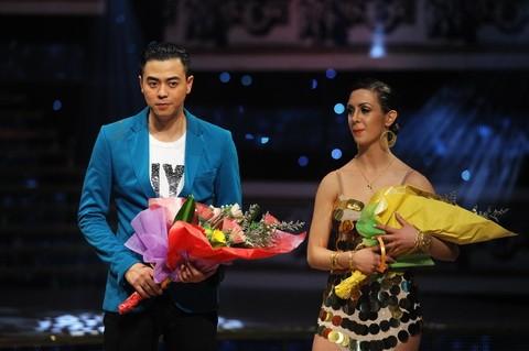 Bước nhảy hoàn vũ 2012 đêm thứ 4 video clips 1