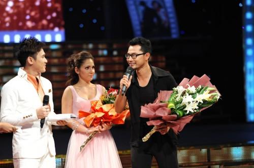 Huỳnh Đông chia tay Bước nhảy hoàn vũ ở tuần thứ 6