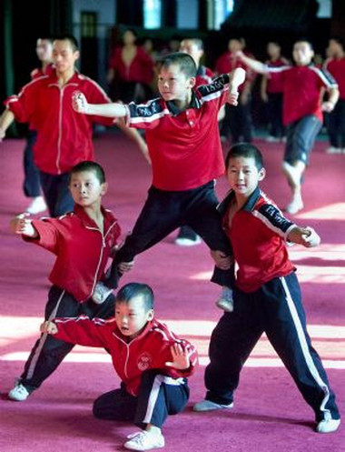 12 tuổi là thời điểm hợp lý cho trẻ học võ.