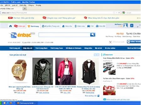 Bẫy mua hàng giá rẻ trên mạng.
