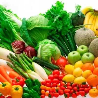Ăn nhiều hoa quả, rau, thực phẩm ít béo, giảm ăn mỡ 1