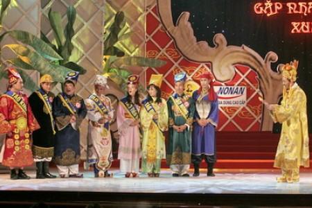 Gặp nhau cuối năm 2009 - Các Táo nghe Ngọc Hoàng tổng kết