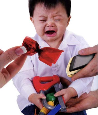 Con trẻ bỗng dưng thay đổi tâm tính không phải là điều khó hiểu.