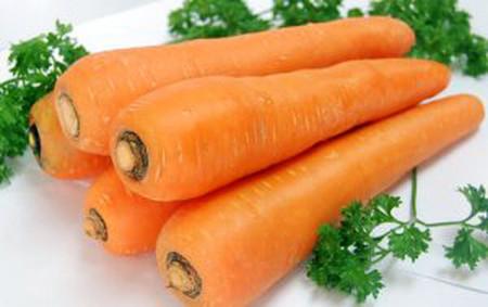 4. Cà rốt 1