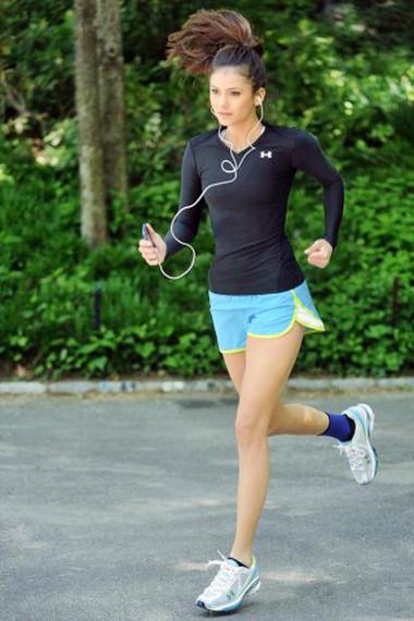 Chạy bộ là phương pháp thể dục nhẹ nhàng và tốt cho sức khỏe.
