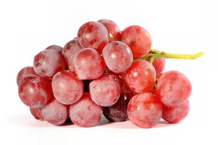 4. Nho đỏ (red grapes): 1
