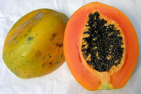 Đu đủ - loại quả giàu vitamin và dưỡng chất