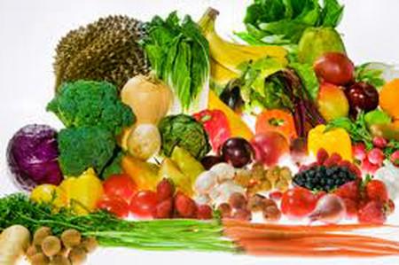 Trái cây và rau quả giúp hỗ trợ cai thuốc lá.
