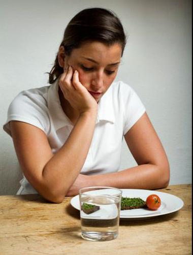 Bạn hãy kiểm tra lại chế độ ăn kiêng của mình nhé.