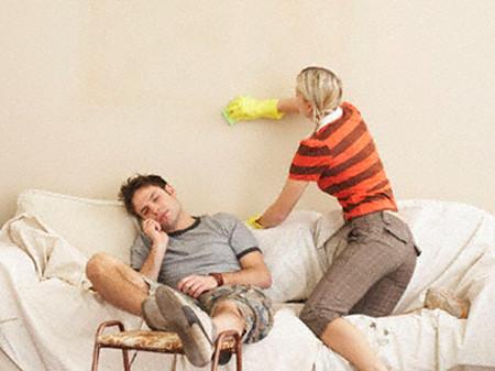 Tôi phải sống bên cạnh người chồng lười nhác, bất tài đến suốt cuộc đời hay sao? 1