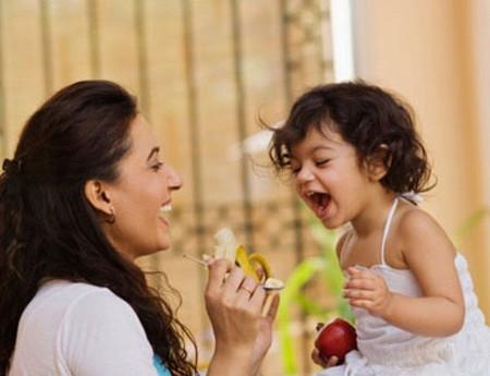 Có thể quan niệm về dinh dưỡng cho bé của bạn chưa hoàn toàn chính xác