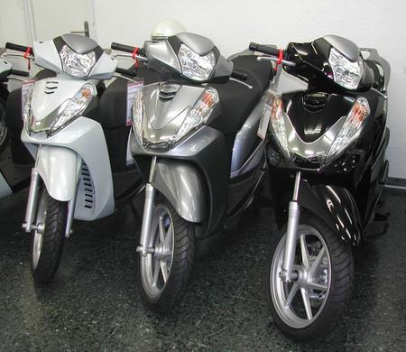 SHi125 và SHi150 mới ra mắt của Honda Việt Nam