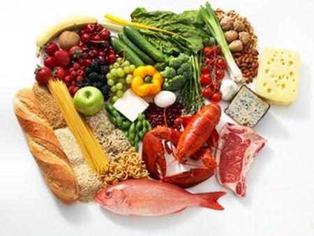 Thực phẩm giúp kiểm soát