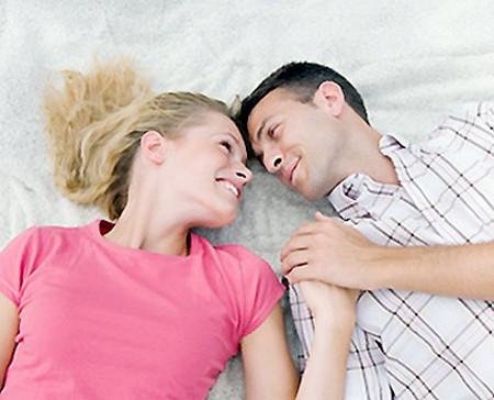 Kết hôn sẽ cho bạn được sống trong yêu thương với người đàn ông của mình.