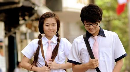 """Sang tuổi học trò, trẻ sẽ """"nghiêm túc"""" hơn khi yêu."""