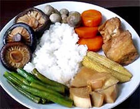 Ăn chay giúp giảm nguy cơ mắc các bệnh tim mạch và đường tiêu hóa.