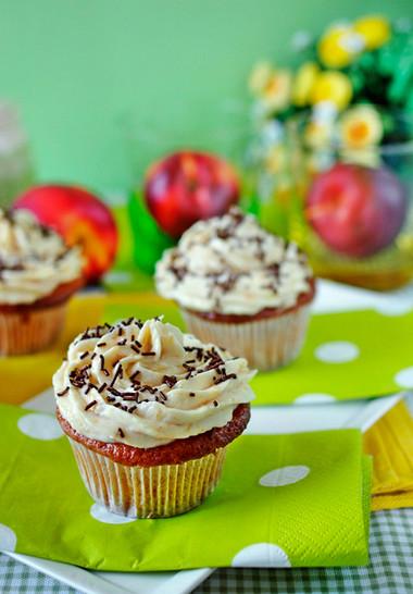Cupcake phô mai trái cây, thơm mềm, hấp dẫn - Nội Trợ - Các món ăn ngon - Khéo tay hay làm