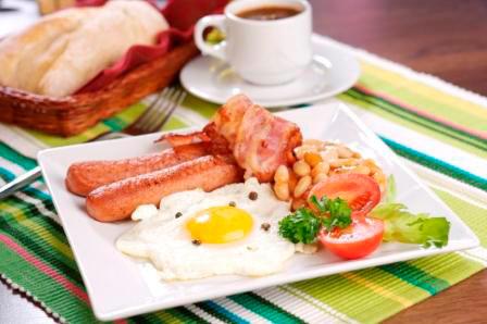 Bữa sáng tốt cho sức khỏe