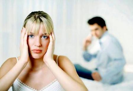 Lạnh nhạt với vợ 1