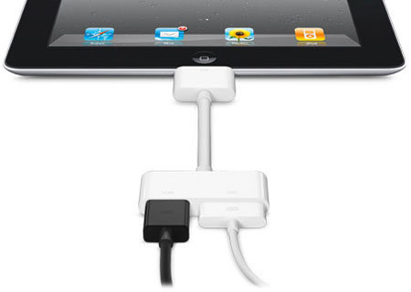 Cáp chuyển HDMI cho iPad Apple Digital AV Adapter (790.000 đồng) 1