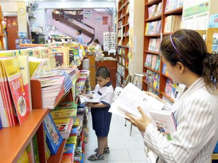 Hãy giúp con hình thành văn hóa đọc từ những quyển sách yêu thích