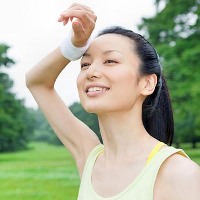 Mồ hôi chứa đựng rất nhiều thông tin về sức khỏe của bạn.