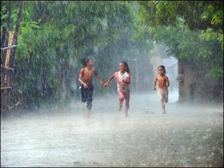 Phòng bệnh trong mùa mưa.
