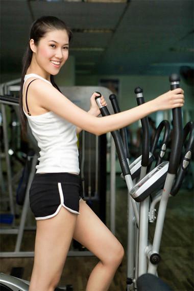 Ăn trước khi thể dục buổi sáng sẽ rất có lợi.