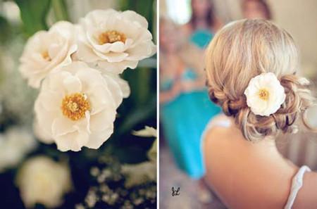 Những kiểu tóc cô dâu mới nhất mùa Thu 2012 6