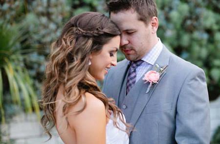 Những kiểu tóc cô dâu mới nhất mùa Thu 2012 9