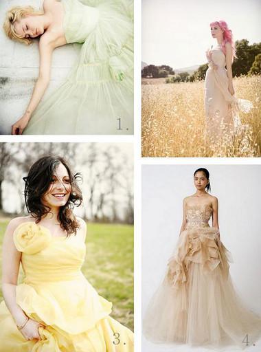 2 Kết hợp váy cưới và màu da 1