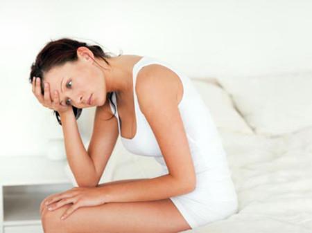 Nhiều phụ nữ khi bị viêm đường tiết niệu cảm thấy rất khó chịu và đau.
