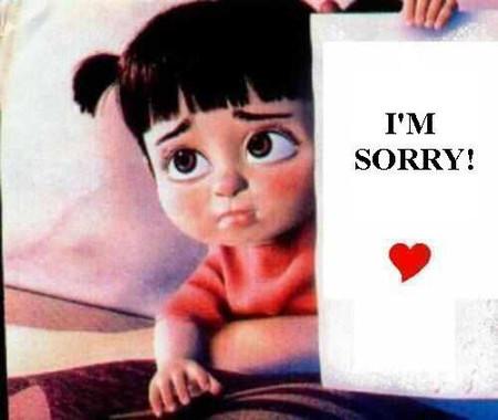 Giúp con nói lời xin lỗi là cần thiết