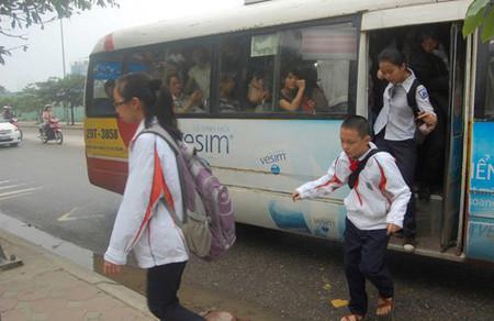 Teen Ams thường xuyên bị xe buýt bỏ bến hoặc không dừng đúng điểm.