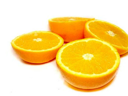 8. Mặt nạ cam và chanh 1